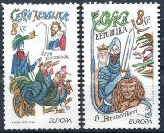 (1997) č. 144-145 ** - ČR - EUROPA - pověsti a legendy
