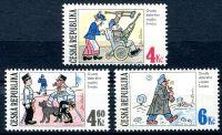 (1997) č. 153-155 ** - Česká republika - Švejk (série)