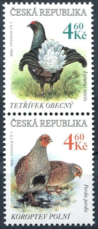 (1998) č. 179-180 ** - ČR - sp - polní ptactvo
