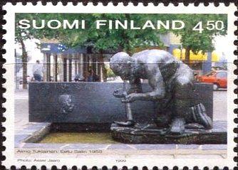 (1999) MiNr. 1465 ** - Finsko - 100 let Finské dělnické hnutí