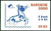 (2000) ZS 79 - Tschechische Post - Bangkok 2000