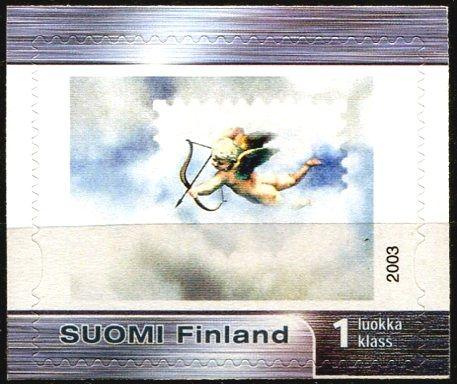 (2003) MiNr. 1663 ** - Finsko -  Amor