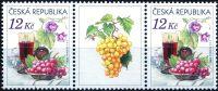 (2006) č. 467 ** - Česká republika - Zátiší s vínem