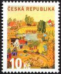 (2008) č. 573 ** - Česká republika - Letní den