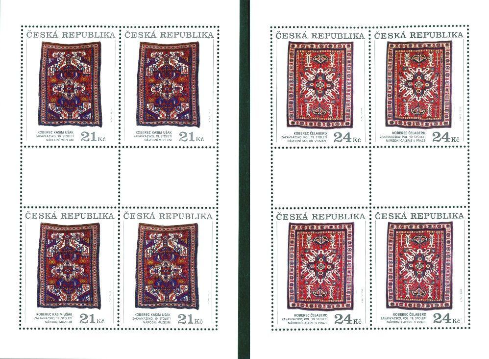 (2010) PL 628 - 629 ** - Česká republika - Koberce