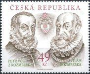(2011) č. 676 ** - Česká republika - Rožmberský rok
