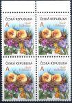(2011) č. 677 ** - Česká republika - 4-bl - Velikonoce