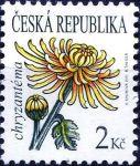 (2011) č. 684 ** - Česká republika - Krása květů Chryzantéma