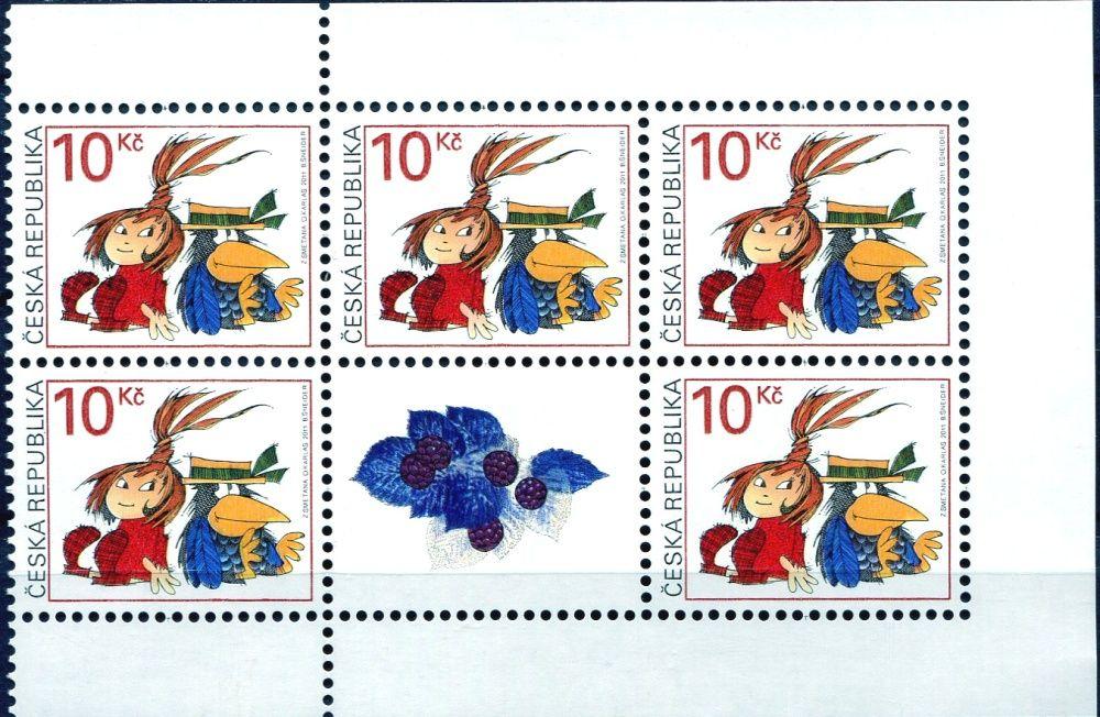 (2011) č. 685 ** - ČR -  Dětem - K