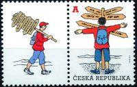 """(2012) č. 715 ** - Česká republika - Regionální motiv """"A"""""""