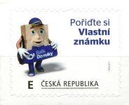 (2012) č. 729 ** - Česká republika - Vlastní známka