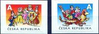 (2012) č. 750 - 751 ** - Česká republika - Čtyřlístek ve službách krále