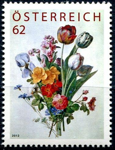 (2012) MiNr. 2981 ** - Rakousko - Známka pro abonenty 2012