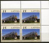 (2012) MiNr. 845 ** - Lotyšsko - Železniční most