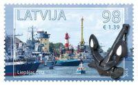 (2013) MiNr. 871 ** - Lotyšsko - Lotyšský přístav