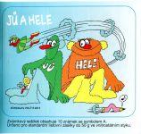 (2014) ZSn 809  ** - Jů a Hele - sešitek desky 1-6