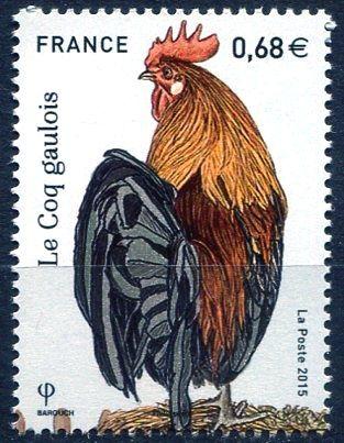 (2015) MiNr. 6315 ** - Francie - Evropská výstava drůbeže
