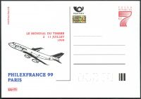 (1999) CDV 41 ** - P 46 - Philexfrance 99 - Paris