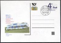 (1999) CDV 48 O - Výstava poštovních známek Brno - Vila Tugendhat - razítko