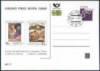 (2001) CDV 63 O - P 66 - WIPA 2000 - razítko
