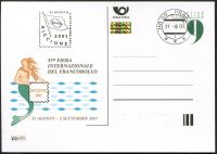 (2001) CDV 64 O - P 73 - Riccione 2001 - Stempel