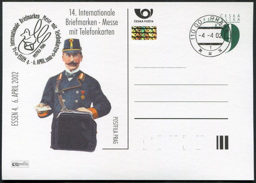 (2002) CDV 64 O - P 78 - Essen 2002 - razítko