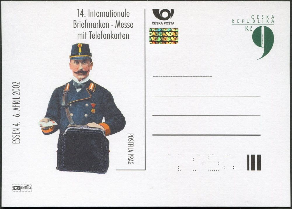 (2002) CDV 64 ** - P 78 - Essen 2002