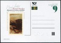 (2005) CDV 64 ** - PM 44 - Josef Saska - známková tvorba