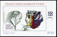 (2012) ZST 42 - Tradition of Czech Stamp Production