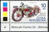 (2013) č. 769 ** - Česká republika - Historické dopravní prostředky