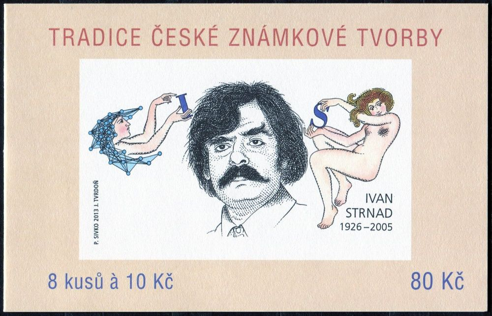 (2013) ZSt 44 - Tradice české známkové tvorby