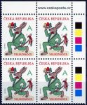 (2015) č. 842 ** - Česká republika - 4-bl - Velikonoce