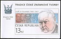 (2015) ZSt 48 - Tradice české známkové tvorby