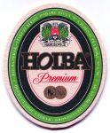 Hanušovice - Holba - Holba Premium - Bronzová pivní pečeť 99
