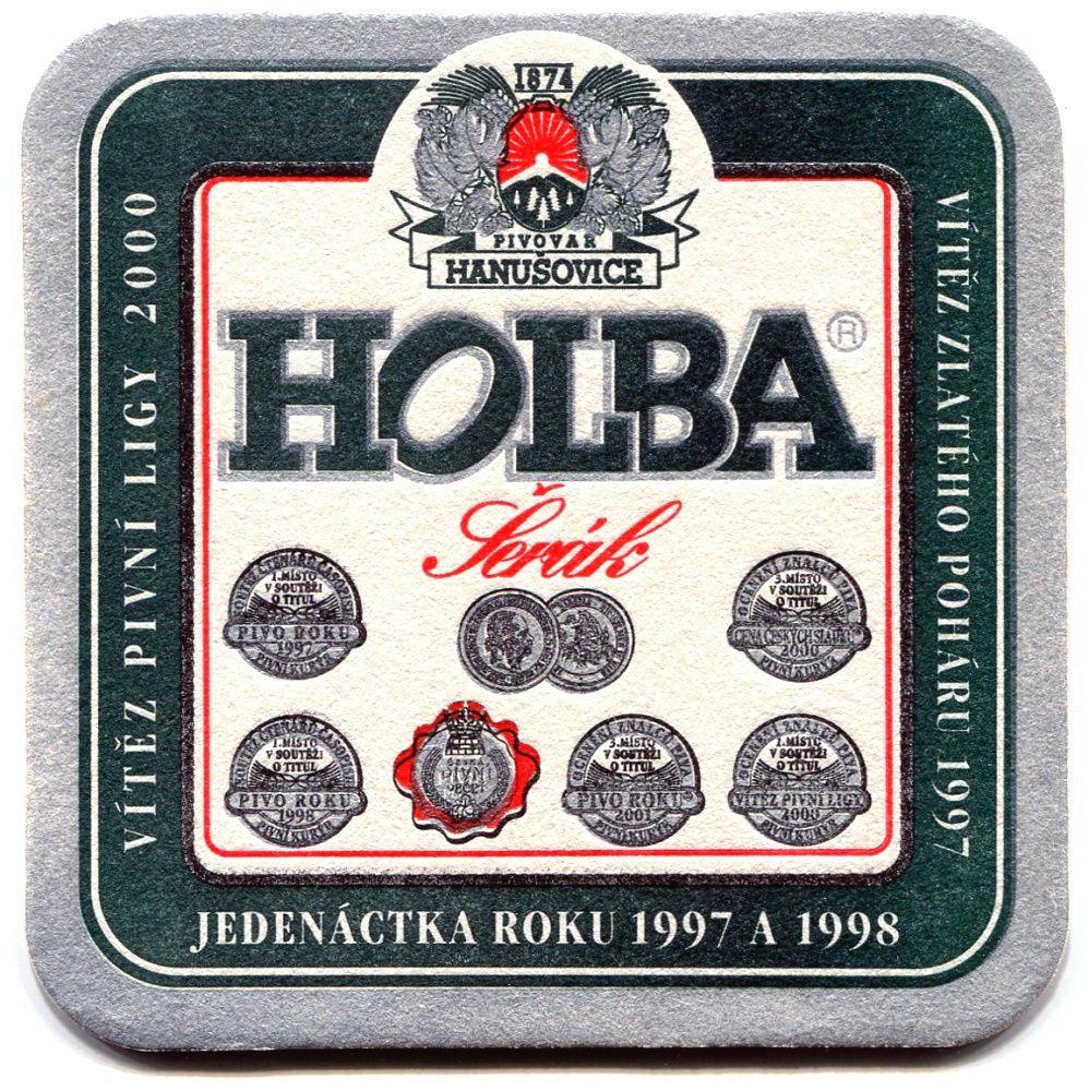Hanušovice - Holba - Šerák