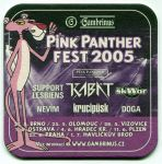 Plzeň - Gambrinus - Chuť rozjet to s přáteli - Pink Panther fest 2005