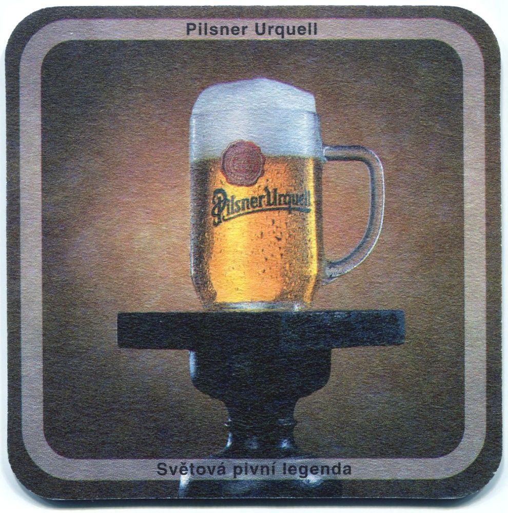 Plzeň - Pilsner Urquell - Světová pivní legenda