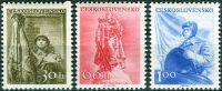 (1956) č. 881 - 883 ** - Československo - Obrana vlasti