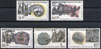 (1968) č. 1699 - 1703 ** - Československo - XXIII. mezinárodní geologický kongres