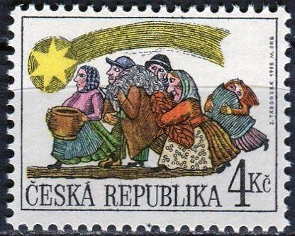 Česká pošta (1998) č. 198 ** - ČR - Vánoce