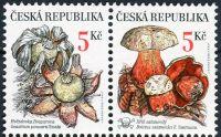 (2000) č. 264 - 265 ** - 5 Kč - Česká republika - 2-bl - Ochrana přírody