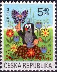 (2002) č. 323 ** - Česká republika - Dětem: Krteček