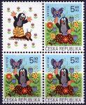 (2002) č. 323 ** VK 1 - Česká republika - Dětem: Krteček