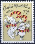(2005) č. 438 ** - 7,50 Kč - Česká republika - Dětem: Křemílek a Vochomůrka