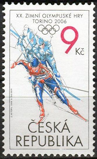 (2006) č. 460 ** - Česká republika - XX. ZOH Torino 2006