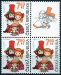 (2006) MiNo. 474 ** - Czech republic - Stamps for children - Rumcajs