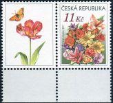 (2007) č. 511 ** - Česká republika - Gratulační kytice