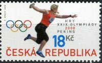 (2008) č. 569 ** - Česká republika - XXIX. OH v Pekingu