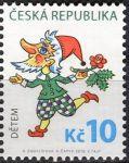 (2010) MiNr. 632 ** - Tschechischen Republik - Kinder