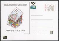 (2014) CDV 133 ** - P 203 - Svitavy
